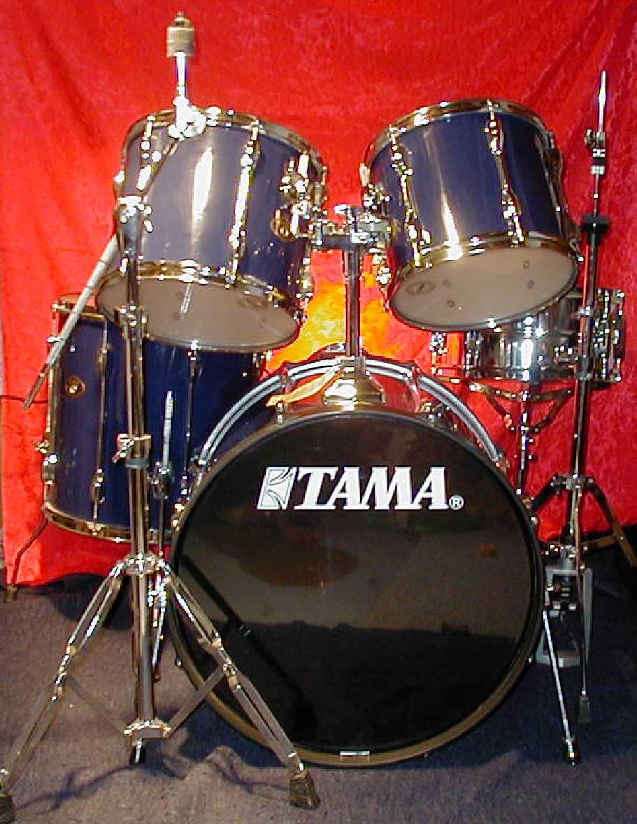 Tama Blue